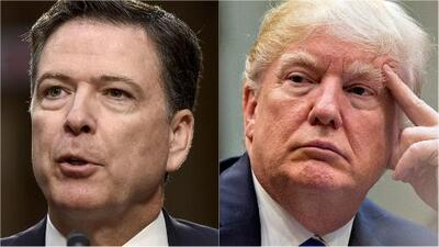 La información en los memos con conversaciones entre Comey y Trump que el Departamento de Justicia entregó al Congreso