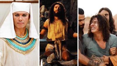 Los 7 momentos clave en la vida de 'José de Egipto'