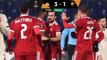 La Roma da una pobre exhibición ante CSKA Sofia en Europa League