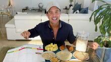 Carbohidratos: Alejandro Chabán nos dio la lista de los que sí y no debes incluir en tus comidas para bajar de peso