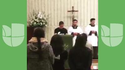 De no creer: En Perú, en plena misa, no pidieron por la salud o la paz, sino por su selección