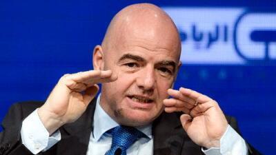 El presidente de la FIFA quiere unificar eliminatorias entre Concacaf y Conmebol
