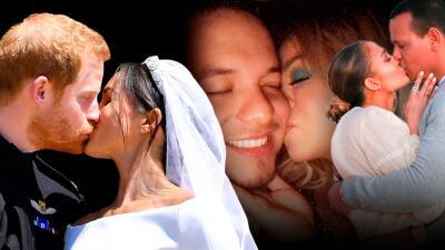 En fotos: estos son algunos de los besos más célebres e inolvidables con los que muchos famosos han cautivado