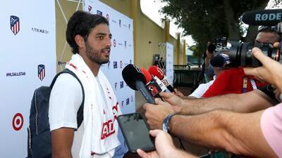 """Carlos Vela, lejos de la polémica: """"Con Zlatan seremos compañeros en el MLS All-Star Game"""""""
