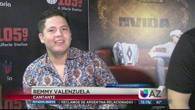 Remmy Valenzuela en Phoenix