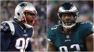 Patriots y Eagles, las dos caras de la moneda en el Super Bowl 52
