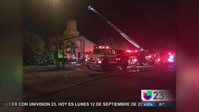 Se incendia la mezquita a la que asistía Omar Mateen en Orlando