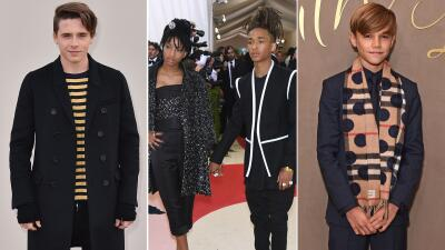 12 hijos de famosos que triunfan como modelos
