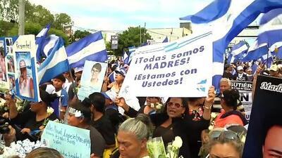 """""""Me lo asesinaron por no estar de acuerdo con las políticas sucias del gobierno"""": madres nicaragüenses luchan por justicia"""