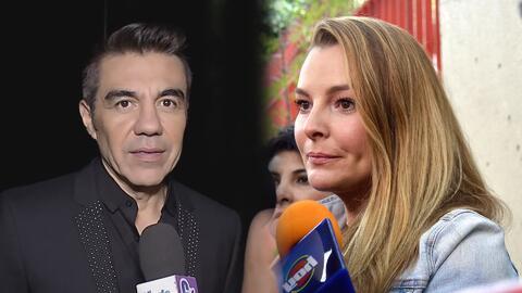 Adrián Uribe sale en defensa de Marjorie ante los señalamientos por las supuestas visitas en su departamento