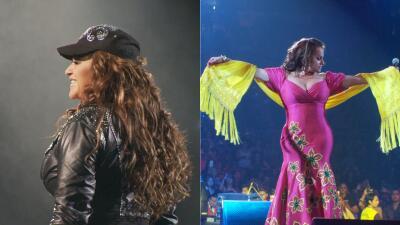 EN FOTOS: La última vez que Jenni Rivera abrió sus brazos como mariposa en un escenario