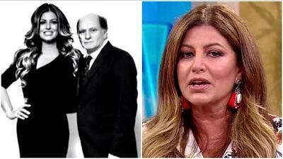 """""""Me decían que si era mi papá"""": Paola Gutiérrez fue juzgada por casarse con un hombre mayor que ella"""