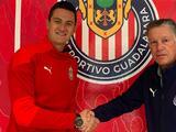 Chivas le da la confianza a Raúl Gudiño y lo renueva