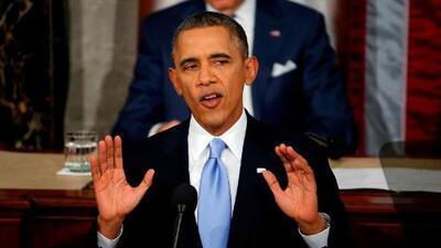 Quinto informe sobre el Estado de la Unión del Presidente Barack Obama en español