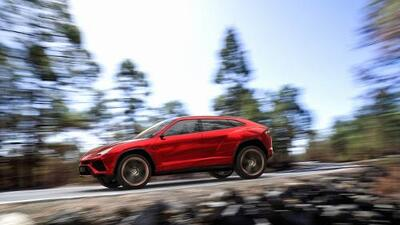 Lamborghini prevé duplicar sus ventas gracias a Urus, su primera SUV