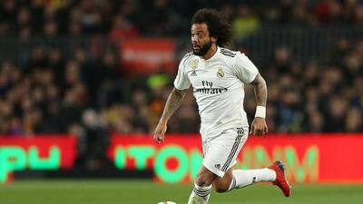 Marcelo se reunió con la directiva del Real Madrid y les dejó saber su inconformidad