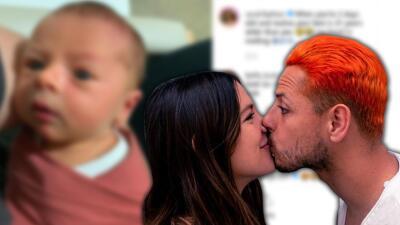 """El bebé del 'Chicharito' Hernández descubrió que tiene """"un gemelo de 31 años"""""""