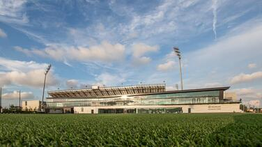 Columbus Crew SC inauguró un espectacular centro de entrenamiento