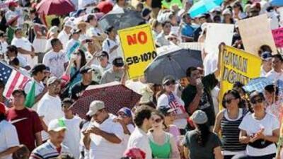 La SB 1070 ante la Corte Suprema de Justicia, ¿qué está en juego?