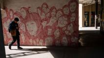 El encierro por la pandemia de coronavirus aumenta las denuncias por violencia de género en México