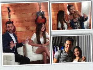 Estas son las fotos que Rubí tomó con su teléfono en su segundo día en Miami