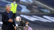 A Ancelotti no le preocupa la velocidad de James