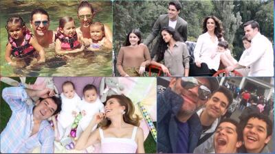 Conoce a los actores de telenovela que tuvieron hasta 8 hijos