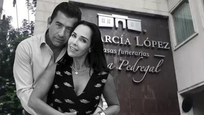 Entre recuerdos y nostalgia: así fue el adiós a la pareja de Sharis Cid durante el funeral en México