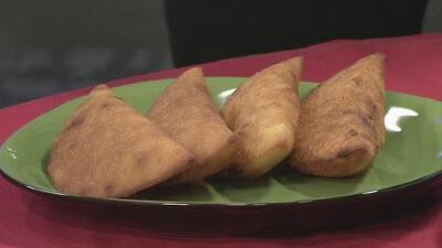 Las empanadas venezolanas buscan posicionarse en el Square Root Festival de Chicago