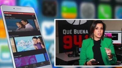 Tu app de hoy: Univision Now