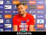 Héctor Herrera admite que tuvo un año difícil y el título con el Atlético es una recompensa