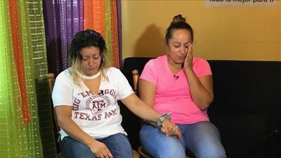 """""""Decidieron arriesgar sus vidas para ayudarlos"""": esposas de héroes tras Harvey"""