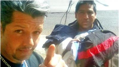 Carlos Peniche, el actor que superó la indigencia, regresa a las calles (esta vez para ayudar)