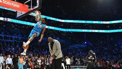 Diallo, Harris y Tatum ganan pruebas en noche de estrellas en la NBA