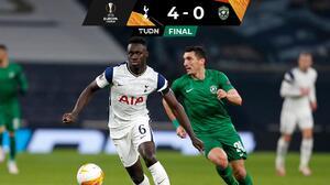 Tottenham no se despeina, pasea y golea a Ludogorets