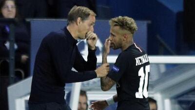 ¡Calientito! Neymar, a punto de los golpes con compañero del PSG