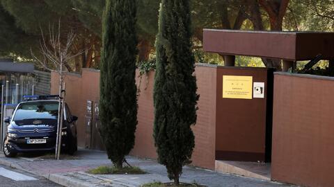 El asalto a la embajada norcoreana en Madrid supuestamente liderado por un mexicano