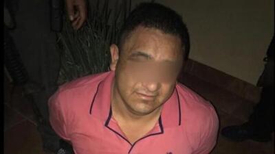 Arrestan a 'El Pelochas', el presunto jefe del Cártel del Golfo en Tamaulipas