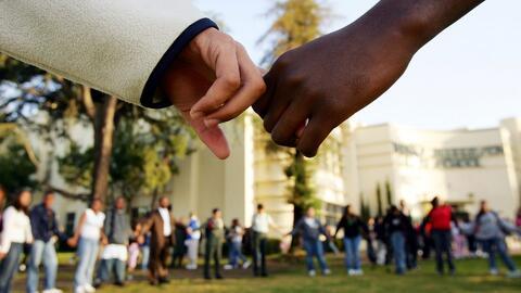 'Los Ángeles en un Minuto': estudiantes de la preparatoria Venice protestan contra su rectora por presunto racismo