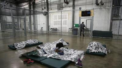 El traumático desamparo de los menores migrantes