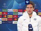 Chelsea esperaba a un Atlético de Madrid más defensivo