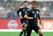 Jonathan dos Santos podría perderse la gira europea con México