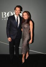 Angelique Boyer y Sebastián Rulli son la pareja más sexy de las alfombras rojas