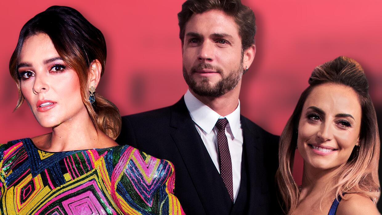 Así reaccionó Marimar Vega tras encontrarse con Grettell Valdez, la ex de su novio Horacio Pancheri - Univision