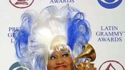 Celia Cruz, primera latina al Paseo de las Leyendas del Teatro Apollo