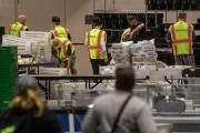 Filadelfia culmina el recuento de votos y marca su participación más amplia desde 1984