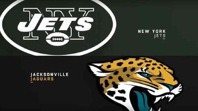 Highlights: New York Jets 12-31 Jacksonville Jaguars | Semana 4