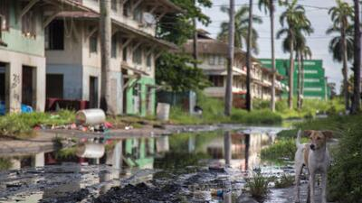 Coco Solo: the paradox of living in poverty on the banks of the Panama Canal