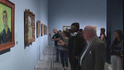 Llega al Museo de Bellas Artes de Houston la exposición de arte sobre la vida de Vincent van Gogh