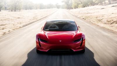 El Tesla Roadster en imágenes